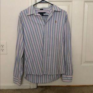 Ralph Lauren Patterned Shirt